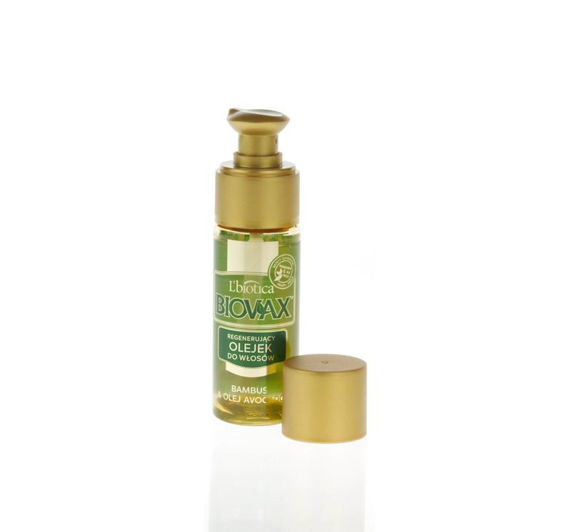 Biovax Bambus & Olej Avocado