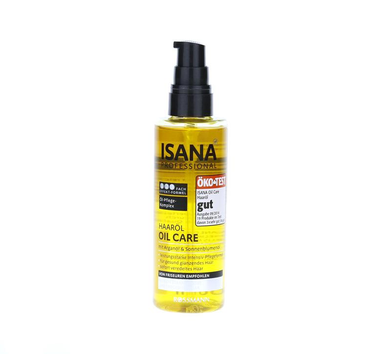 Isana Profesional, soin à l'huile Haarol