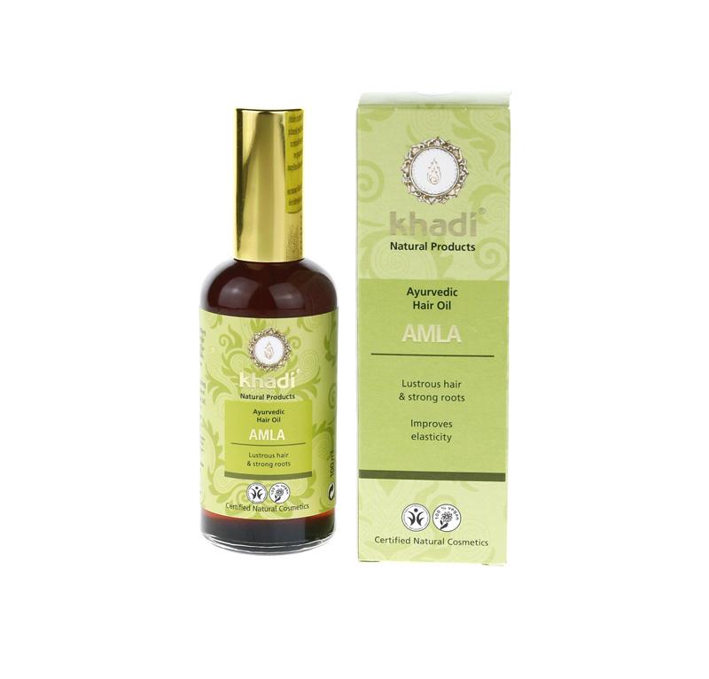 Khadi, produits naturels, huile de cheveux ayurvédique – AMLA