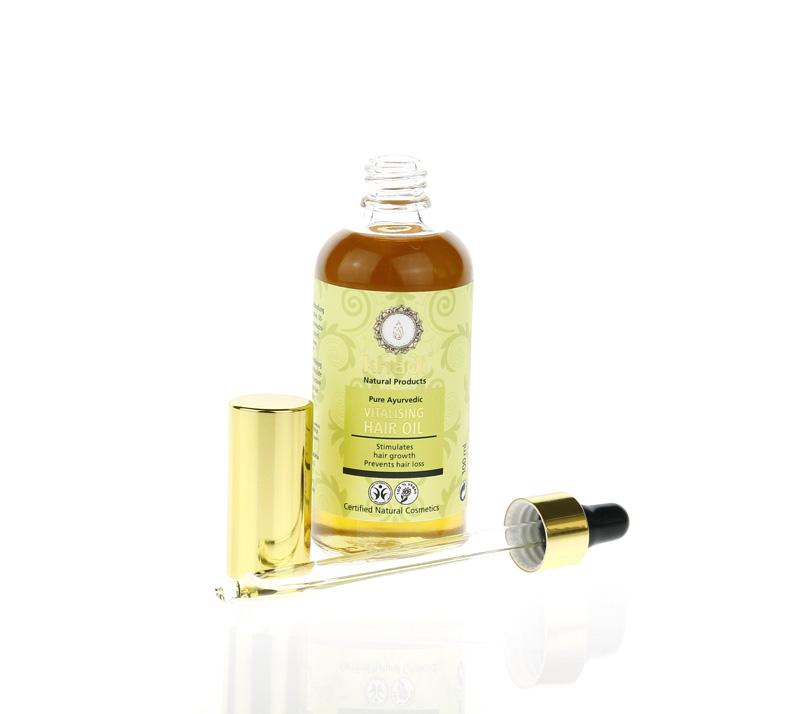 Khadi – huile de cheveux vitalisante ayurvédique pure