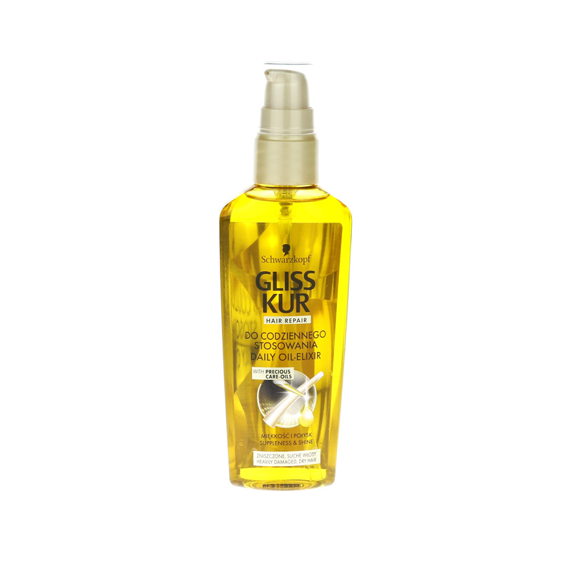 Schwarzkopf, Gliss Kur Réparation de cheveux