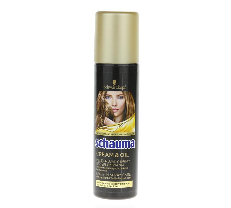 Schwarzkopf Schauma Crème & Huile